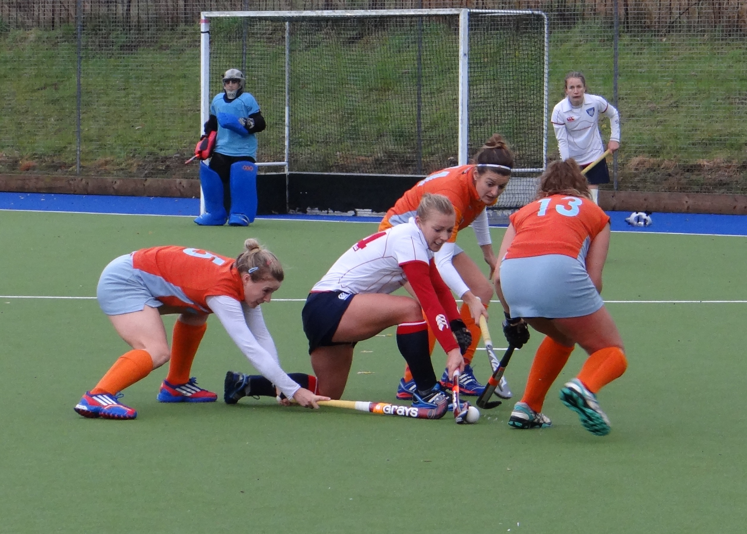 Clydesdale Western in Cup Final 24th May GNHC