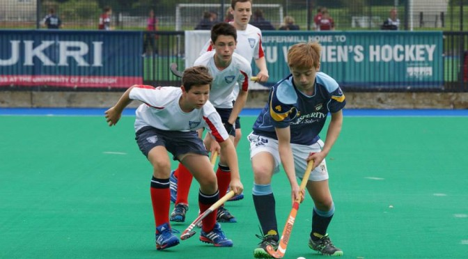 Boys Finish Second in u16 National League Play-offs