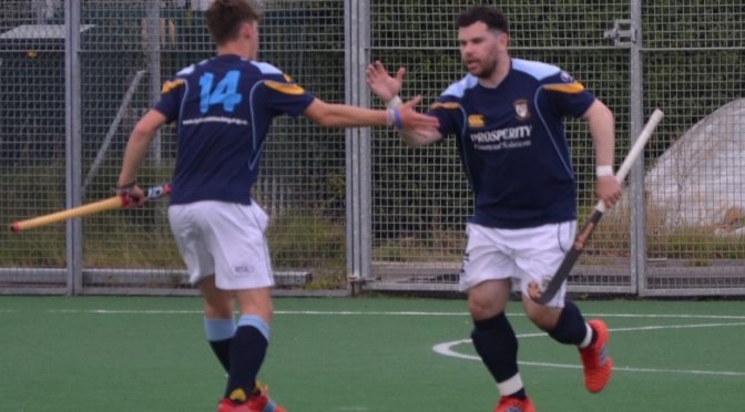 Men's 1s leave it late, Ladies 1s go goal crazy – Weekend Review – 7th October