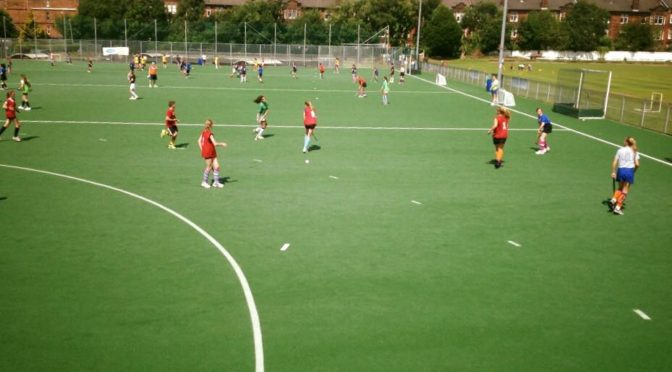 Summer Holiday Hockey Camps – Book now!