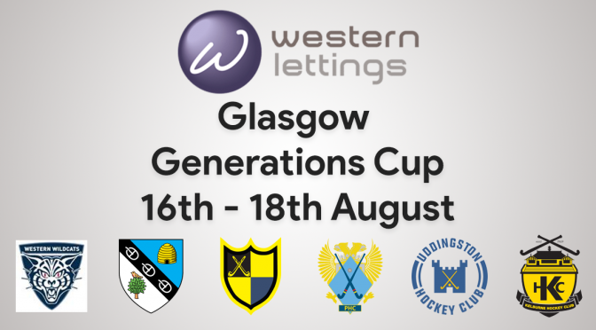 'Dale & 'Dale Western teams to feature in Glasgow Generations Cup – 16th-18th August