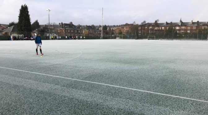 Bad weather hits four games, Men's WD teams hit back – Weekend Review – 22nd February