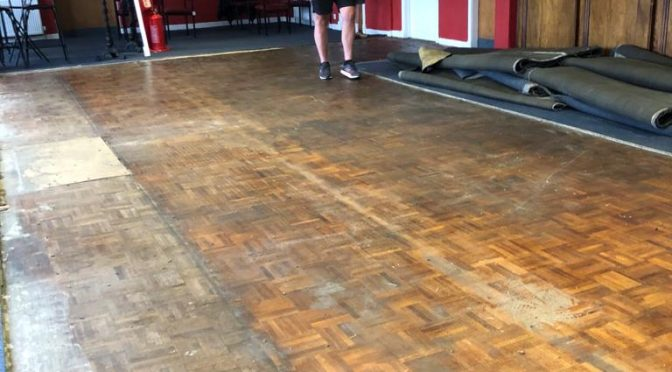 Can you lend a hand in Clydesdale's refurb prjoect?