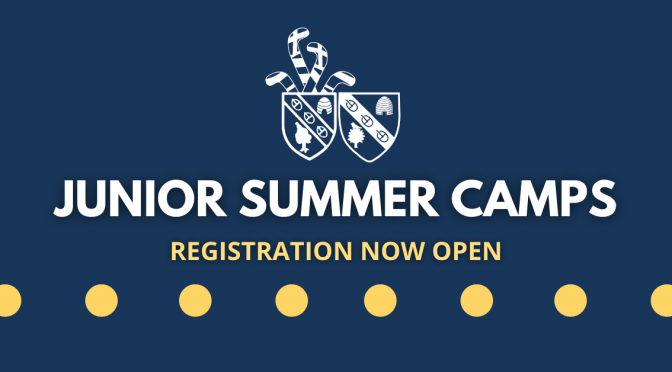 Summer Camp Dates Announced – Registration Now LIVE!