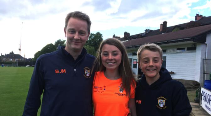 Player Profiles – Barry, Cara & Patrick McAllister