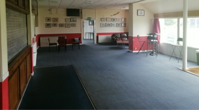 Clubhouse Refurbishment Project